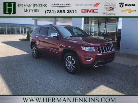 2014 Jeep Grand Cherokee for sale at Herman Jenkins Used Cars in Union City TN