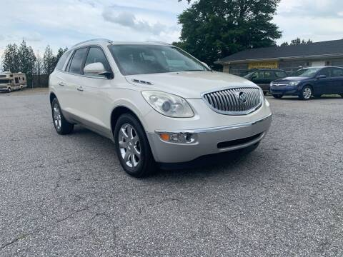 2010 Buick Enclave for sale at Hillside Motors Inc. in Hickory NC