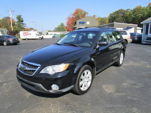 2008 Subaru Outback for sale at Route 12 Auto Sales in Leominster MA