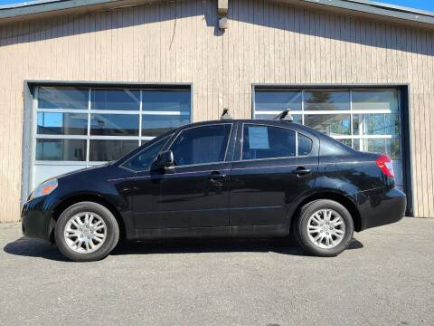 2012 Suzuki SX4 for sale at Westside Motors in Mount Vernon WA