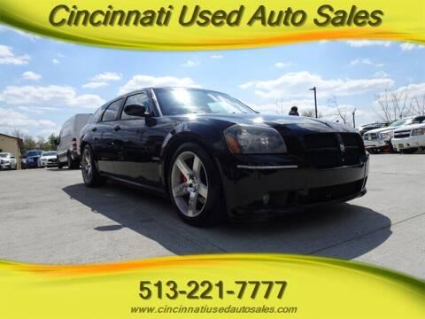 2006 Dodge Magnum for sale at Cincinnati Used Auto Sales in Cincinnati OH
