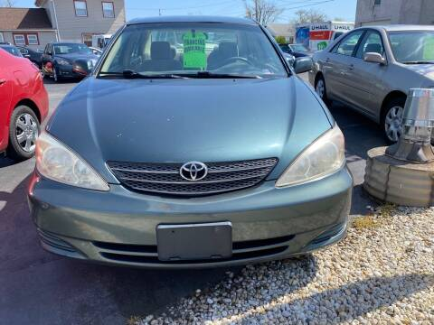 2004 Toyota Camry for sale at Diamond Auto Sales in Pleasantville NJ