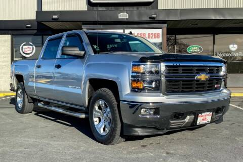 2014 Chevrolet Silverado 1500 for sale at Michaels Auto Plaza in East Greenbush NY