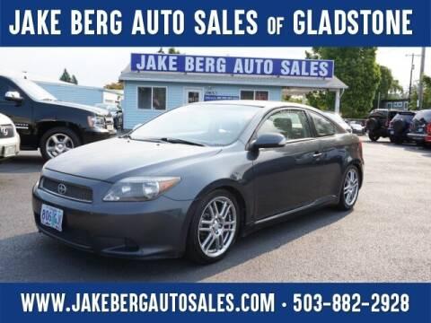 2006 Scion tC for sale at Jake Berg Auto Sales in Gladstone OR