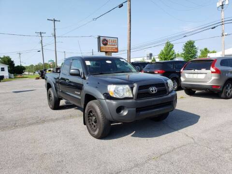 2011 Toyota Tacoma for sale at Cars 4 Grab in Winchester VA