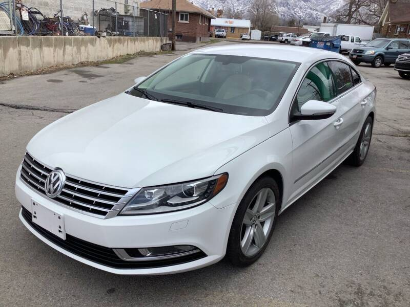 2015 Volkswagen CC for sale at Select AWD in Provo UT