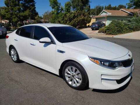 2018 Kia Optima for sale at CAR CITY SALES in La Crescenta CA
