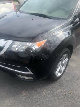 2012 Acura MDX for sale at BRYANT AUTO SALES in Bryant AR