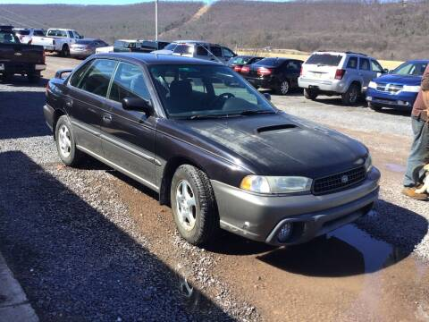 1999 Subaru Legacy for sale at Troys Auto Sales in Dornsife PA