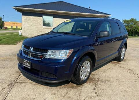 2017 Dodge Journey for sale at Auto House of Bloomington in Bloomington IL