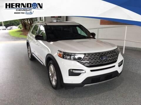 2020 Ford Explorer for sale at Herndon Chevrolet in Lexington SC