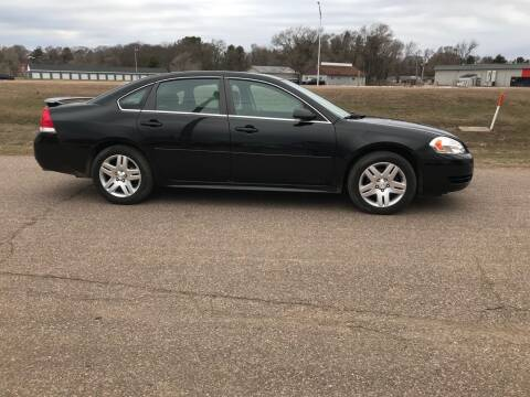2012 Chevrolet Impala for sale at BLAESER AUTO LLC in Chippewa Falls WI