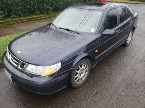 2000 Saab 9-5 for sale at KC Cars Inc. in Portland OR