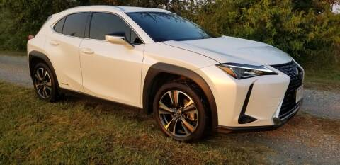 2019 Lexus UX 250h for sale at CAVENDER MOTORS in Van Alstyne TX