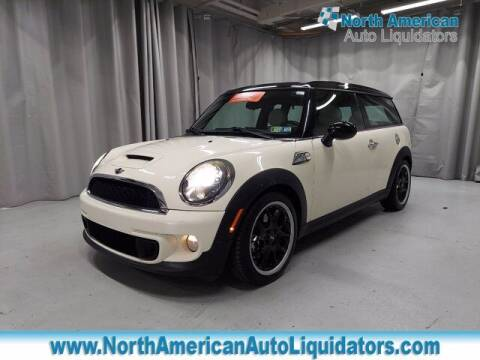 2011 MINI Cooper Clubman for sale at North American Auto Liquidators in Essington PA