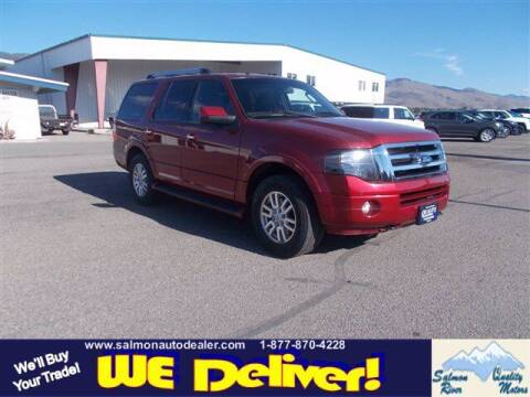 2014 Ford Expedition for sale at QUALITY MOTORS in Salmon ID
