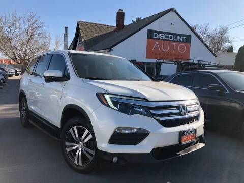 2016 Honda Pilot for sale at Discount Auto Brokers Inc. in Lehi UT