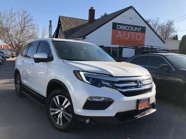2016 Honda Pilot for sale at Discount Auto Brokers Inc. in Lehi UT