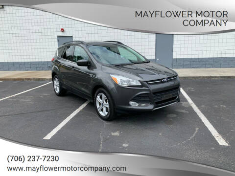 2016 Ford Escape for sale at Mayflower Motor Company in Rome GA