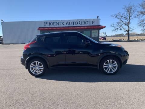 2011 Nissan JUKE for sale at PHOENIX AUTO GROUP in Belton TX