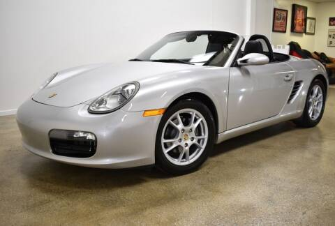 2005 Porsche Boxster for sale at Thoroughbred Motors in Wellington FL