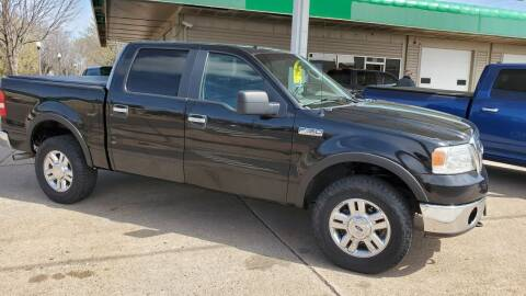 2008 Ford F-150 for sale at North Metro Auto Sales in Cambridge MN