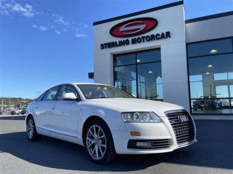 2010 Audi A6 for sale at Sterling Motorcar in Ephrata PA