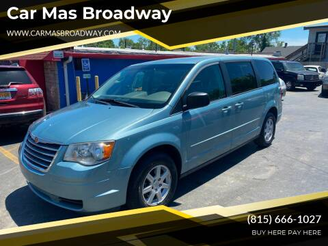 2010 Chrysler Town and Country for sale at Car Mas Broadway in Crest Hill IL