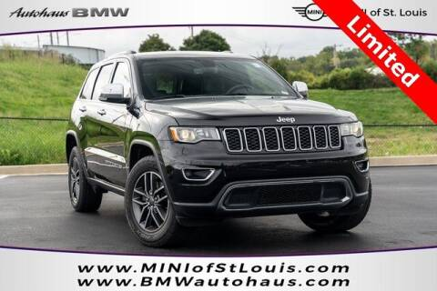 2019 Jeep Grand Cherokee for sale at Autohaus Group of St. Louis MO - 40 Sunnen Drive Lot in Saint Louis MO