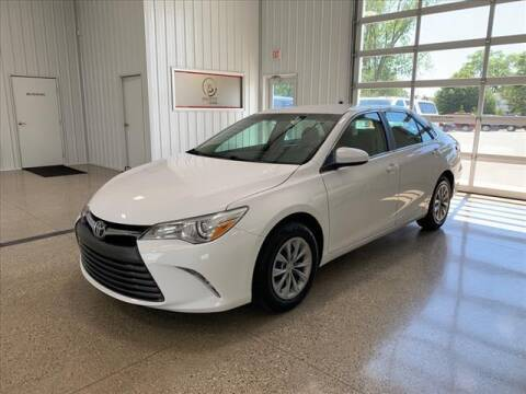 2015 Toyota Camry for sale at PRINCE MOTORS in Hudsonville MI