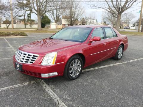 2007 Cadillac DTS for sale at Viking Auto Group in Bethpage NY