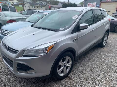 2015 Ford Escape for sale at Trocci's Auto Sales in West Pittsburg PA