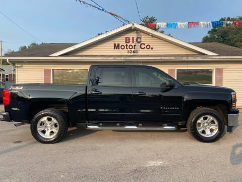 2015 Chevrolet Silverado 1500 for sale at Bic Motors in Jackson MO