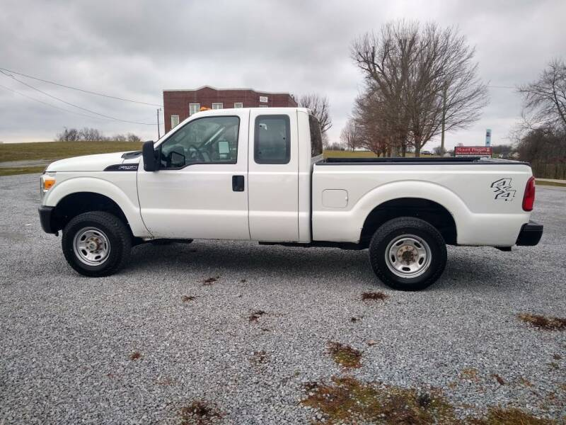 2013 Ford F-250 Super Duty for sale at Dealz on Wheelz in Ewing KY