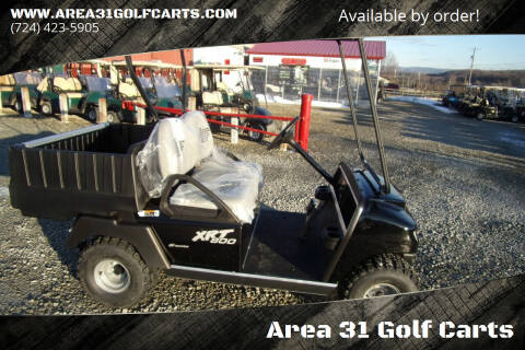 2021 Club Car XRT 800 Gas EFI for sale at Area 31 Golf Carts - Gas 2 Passenger in Acme PA