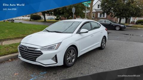 Hyundai Elantra For Sale In Huntington Ny Elite Auto World