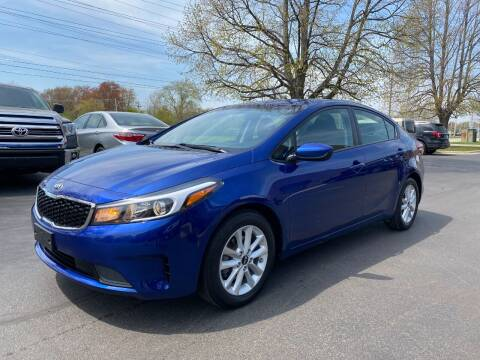 2017 Kia Forte for sale at VK Auto Imports in Wheeling IL
