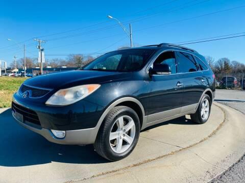 2008 Hyundai Veracruz for sale at Xtreme Auto Mart LLC in Kansas City MO