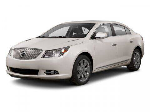 2010 Buick LaCrosse for sale at Automart 150 in Council Bluffs IA