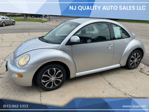 1999 Volkswagen New Beetle for sale at NJ Quality Auto Sales LLC in Richmond IL