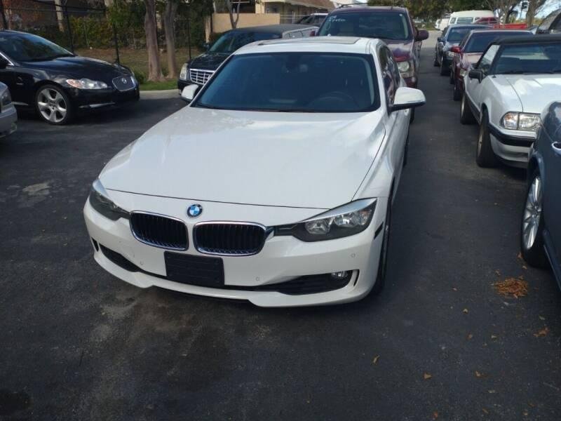 2015 BMW 3 Series for sale at LAND & SEA BROKERS INC in Deerfield FL