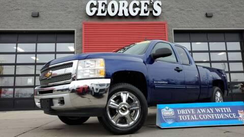 2013 Chevrolet Silverado 1500 for sale at George's Used Cars - Pennsylvania & Allen in Brownstown MI