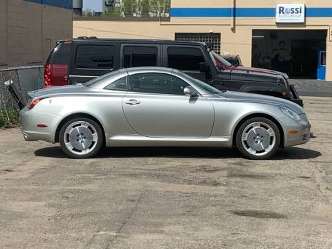 2005 Lexus SC 430 for sale at BEAR CREEK AUTO SALES in Rochester MN