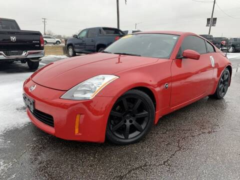 2004 Nissan 350Z for sale at Superior Auto Mall of Chenoa in Chenoa IL