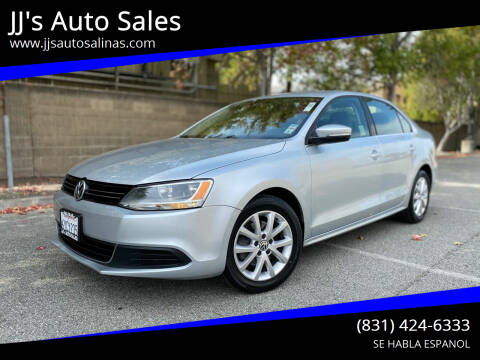 2013 Volkswagen Jetta for sale at JJ's Auto Sales in Salinas CA
