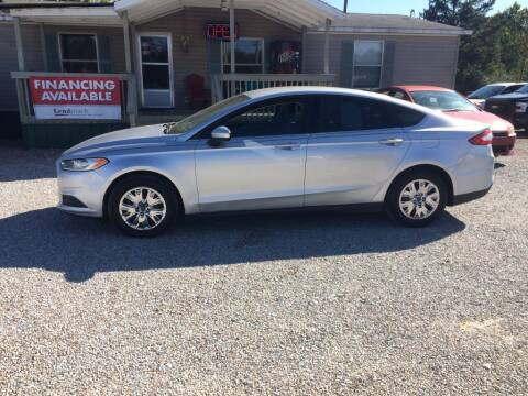 2014 Ford Fusion for sale at Space & Rocket Auto Sales in Hazel Green AL