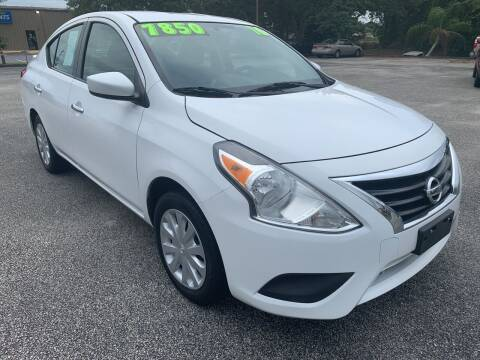 2016 Nissan Versa for sale at The Car Connection Inc. in Palm Bay FL