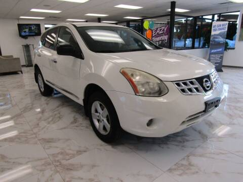 2012 Nissan Rogue for sale at Dealer One Auto Credit in Oklahoma City OK