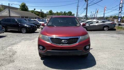 2011 Kia Sorento for sale at Cj king of car loans/JJ's Best Auto Sales in Troy MI