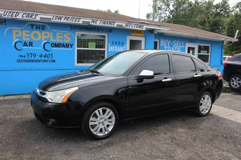 2011 Ford Focus for sale at The Peoples Car Company in Jacksonville FL